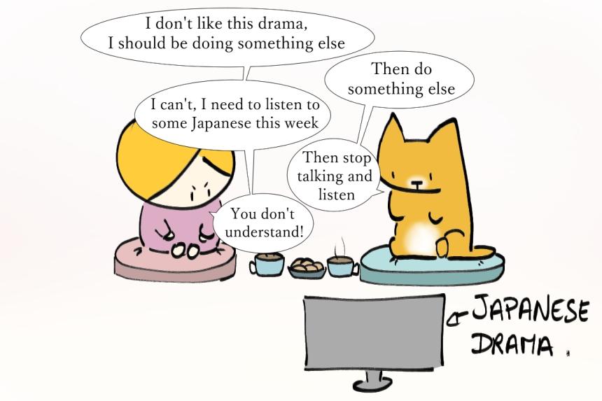 Japanese immersion - september week 4-2